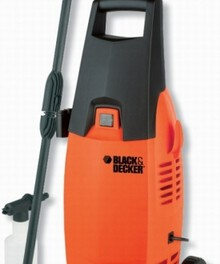Минимойка Black&Decker PW 1400 K